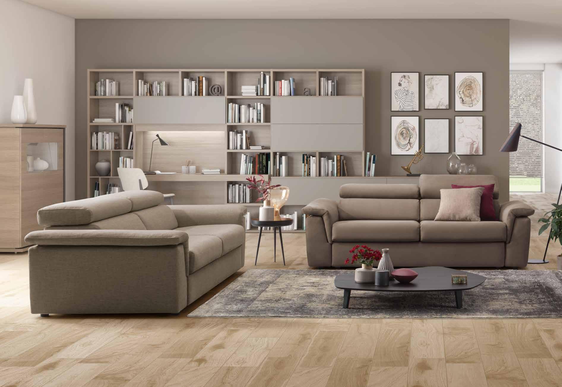 Arredare Mensole Soggiorno come arredare un soggiorno moderno?
